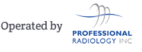 Operated by Professional Radiology Inc.